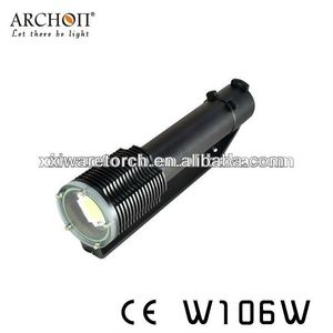 Super bright 1000w led lamp underwater photography torch, led underwater light 100W