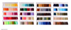 More than 600 colors to choose