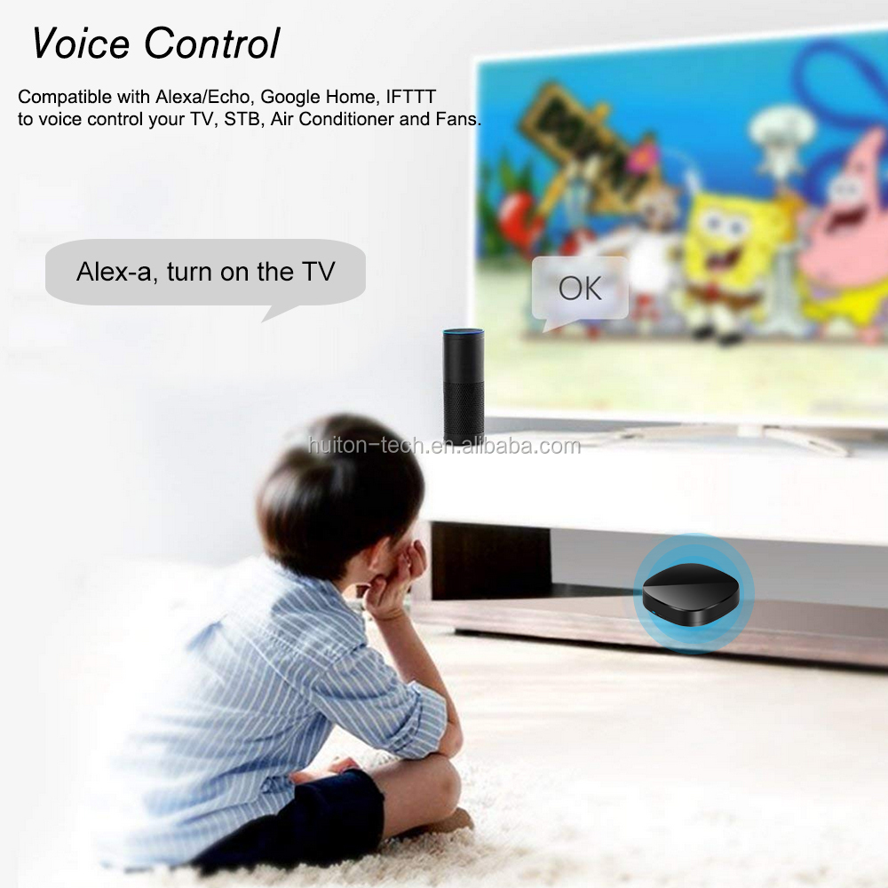 Tuya 2 4G WIFI IR Universal Remote Controller For Air