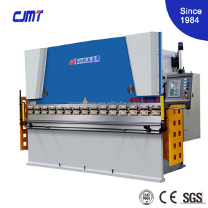 Small CNC Control Hydraulic Controlled Automatic Electric Press Brake