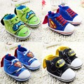 New Fashion Superman Batman Multiple 2016 High Quality Baby Toddler Shoes Unisex Soft Soled Children s