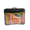 Large High quality transparent pvc quilted storage bag