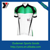 Sport Wear of young green CUSTOM cycling jersey