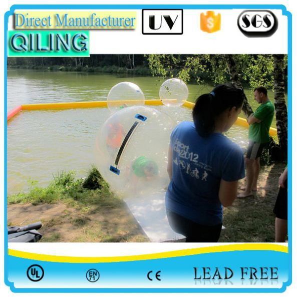 qiling Popular summer game water tolling ball game