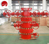 Wellhead Oil Production Christmas Tree for oilfield