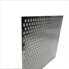 304 stainless steel anti-theft perforated mesh board