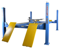 Factory hotsell System 4 Post Lift Car Lift With CE 4000kg