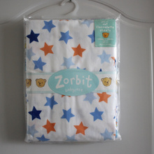 brand name baby crib sheets cotton flannel baby diaper bed sheet soft baby cot sheet