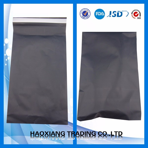 Biodegradable Feature and Polyethylene Plastic LDPE Premium Quality,Plastic Material grey recycle plastic mailing bags