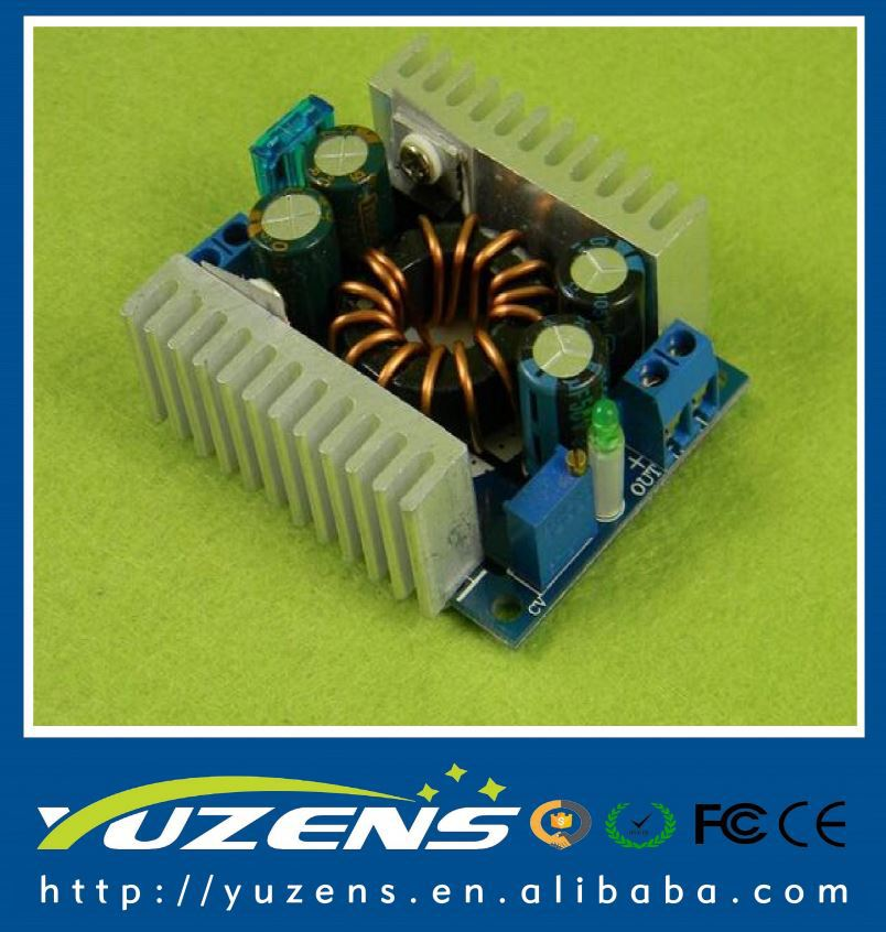 DC-DC booster module notebook power supply 8-32V To 9-46V / 150W High-power Module