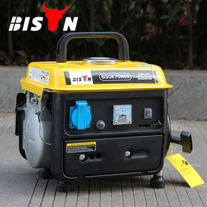 BISON China 500w Low Noise Alibaba China Portable Gasoline Generator,0.5KVA Generator
