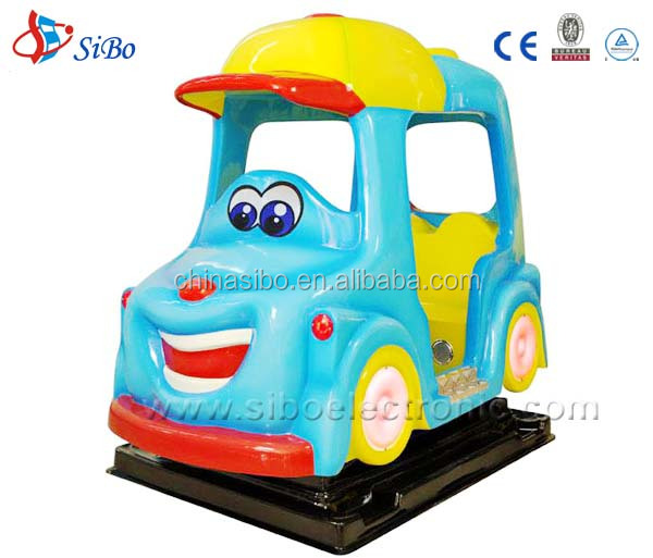 GM5762 SiBo Electric Amusement kids train indoor kids amusement rides for sale