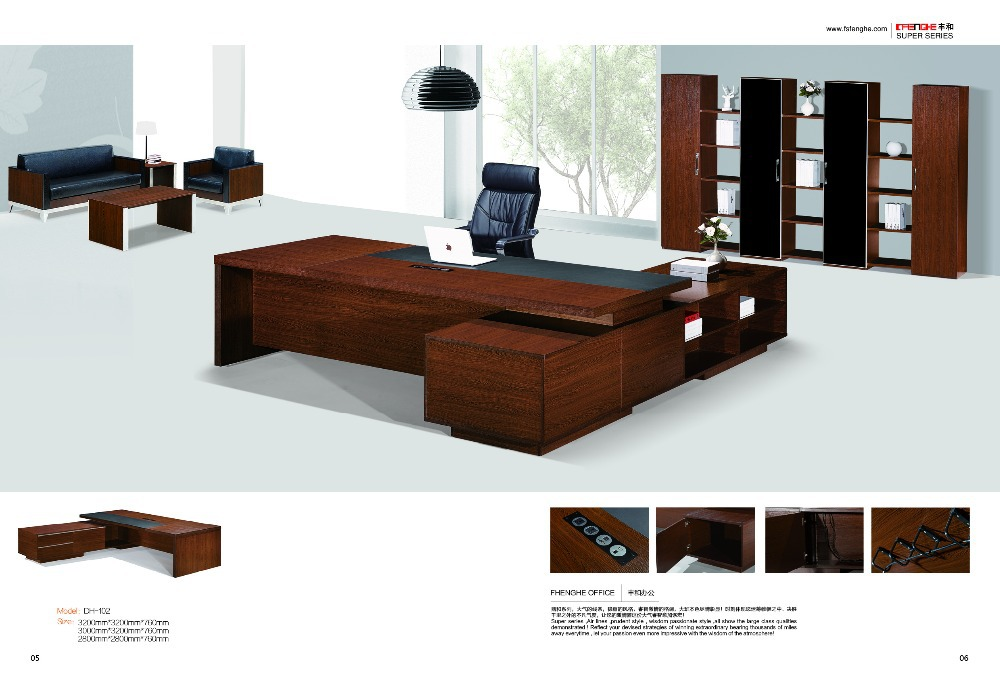 manager office desk wood tables. latest wood furniture luxury boss manager table office desk design tables m