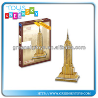 The Empires State Building Educational Puzzle Toy