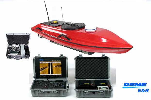 Remotely Operated Sonar Boat
