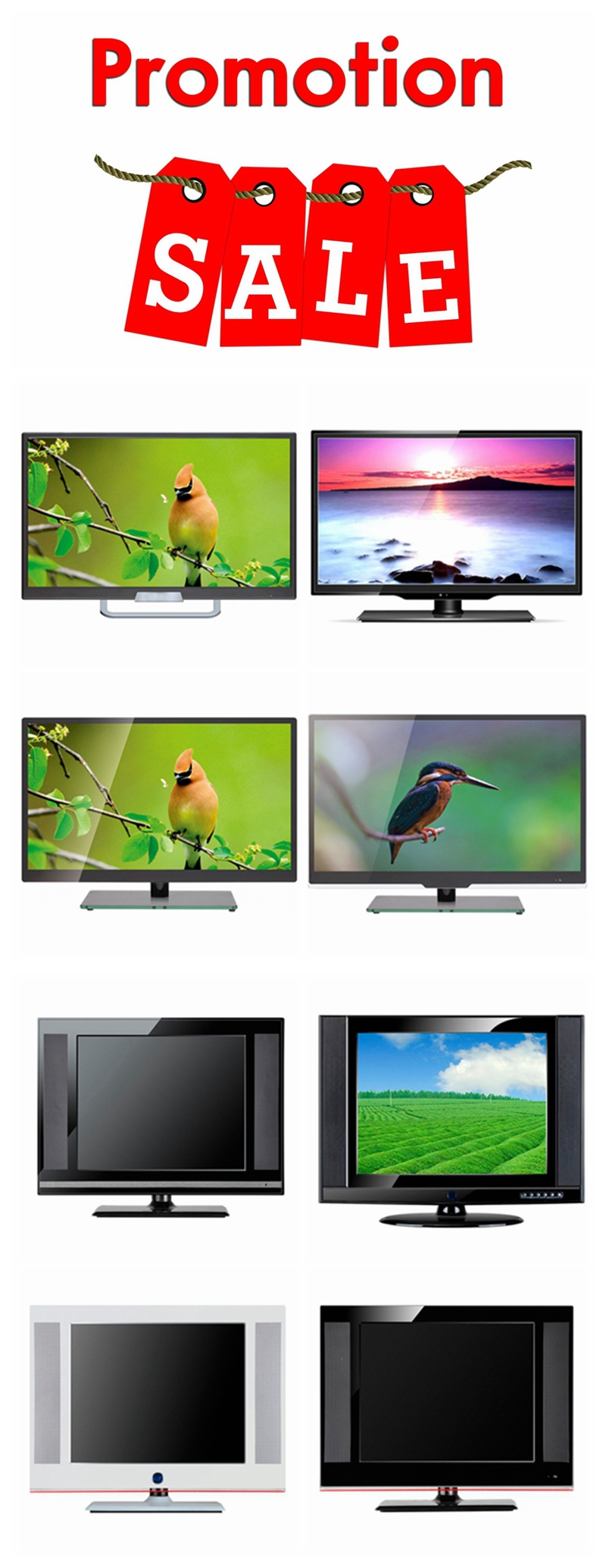 ODM/OEM Cheap 15 16 17 19 20 22 24 Inch Led Tv/Lcd Tv With A Grade USB/VGA/FHD AC+DC 12V SKD CKD