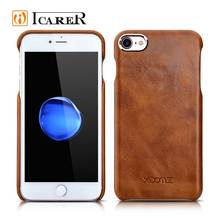 For iphone 7 4.7 inch leather Back Cover phone cases wholesale ultra thin leather cell phone case