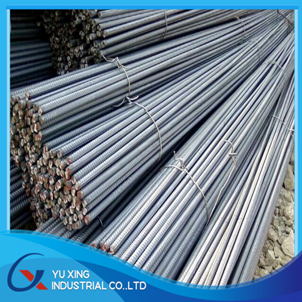 HRB Hot-rolled Plain Steel Bar /Reinforced Deformed Steel Bar
