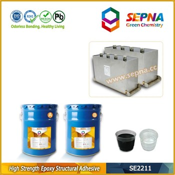SE2211 Nomex paper bonding usage low demand of surface pretreatment epoxy structural adhesive