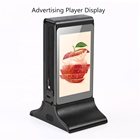 1 Year Warranty [ Player ] Advertising Display FYD 835E Table Stand Advertising Player Charging Station Display Different Contents On Both Sides