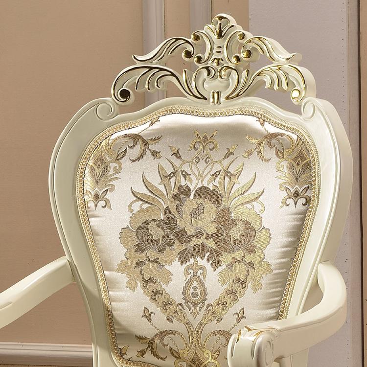 Antiguo de madera tallada a mano sillas silla de estilo Europeo ...