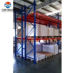 Q235b Steel Nice Quality Hot-Selling Customized Adjustable Selective Pallet Storage Warehouse Racks
