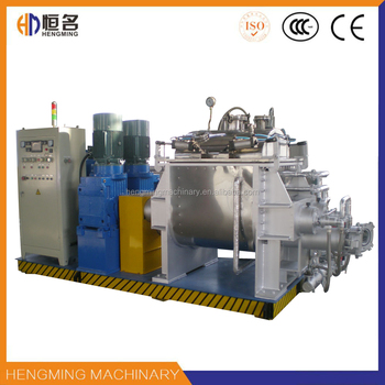 High Efficient Mixer Machine For Plastic Painting Raw Material Mixing