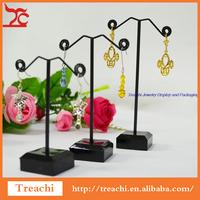 3pcs/set Acrylic Jewellery Display Earring Stand Jewelry Display Rack Holder