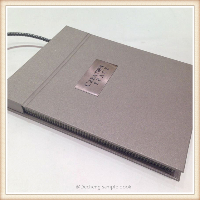 Fabric Sample Book /textile Sample Book/wallpaper Sample Book ...