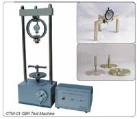 30kn Or 50kn Cbr Test Machine For Soil Ctm-01 - Buy Cbr,Cbr Test ...