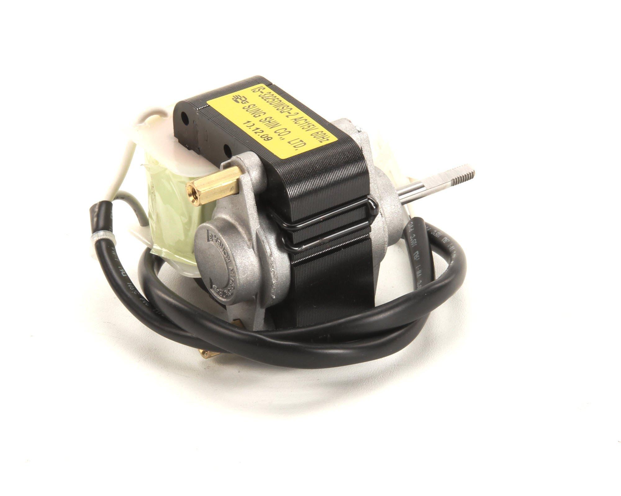 Turbo Air 3963226710, Fan Motor, ,