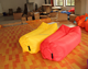 New outdoor beach sofa air lounge sofa bed sleeping bag inflated bed