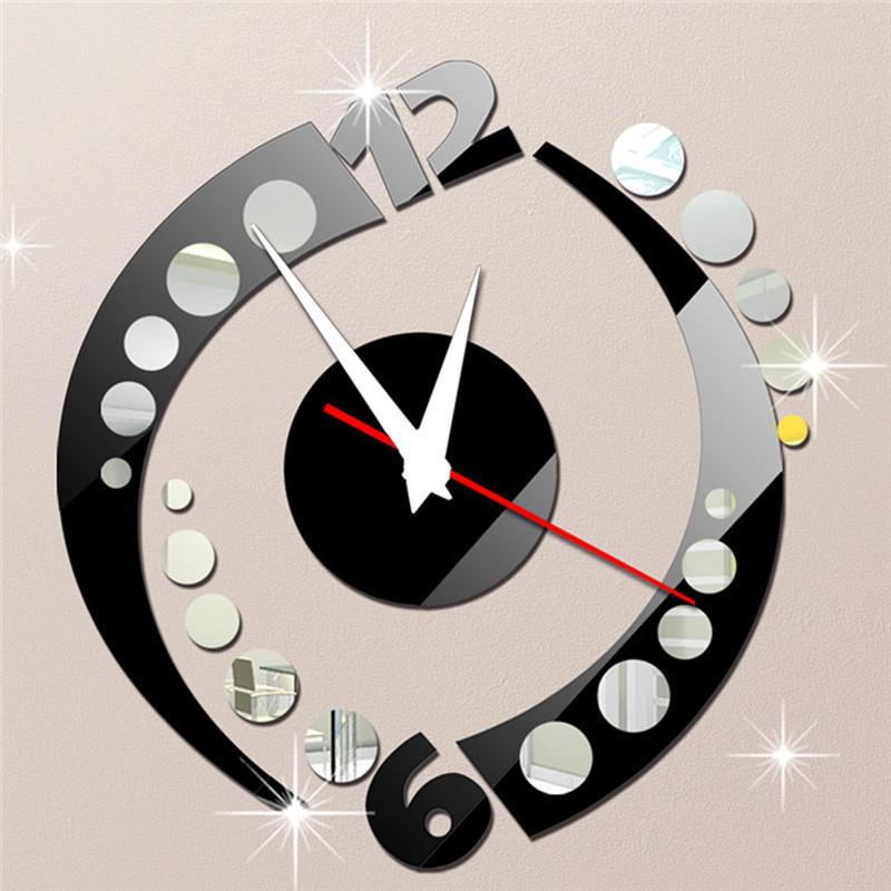 montre mural design beautiful horloge mural design murale pendule cercles with montre mural. Black Bedroom Furniture Sets. Home Design Ideas