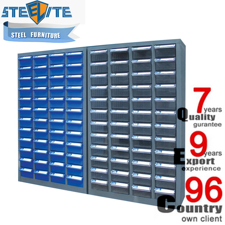 Many Small Plastic Drawer Spare Parts Cabinet Parts Storage Cabinets