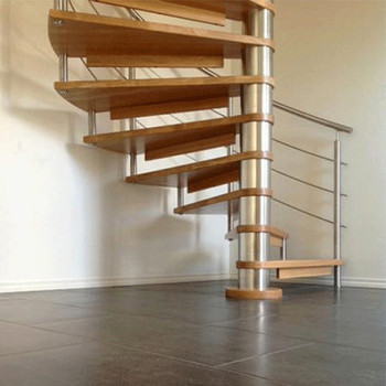 Modern Steel Stairs Fancy Home Staircase Decoration Stair For Indoor