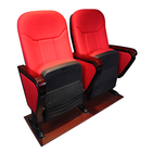 church folding seat lecture hall conference meeting chair auditorium theater chair cinema movie chair(YA-16)