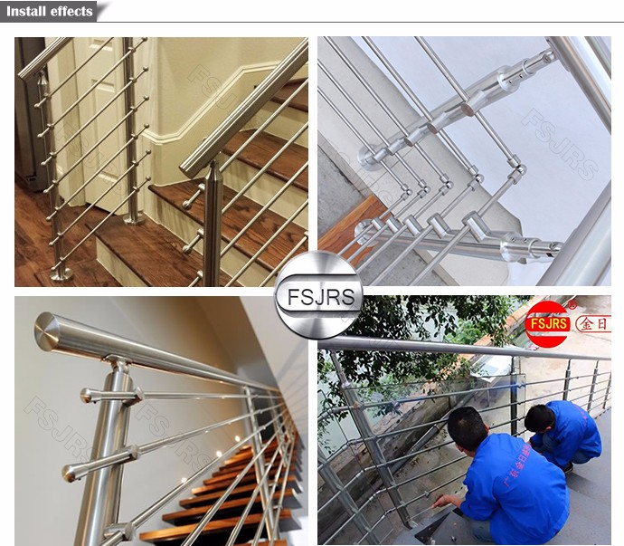 Stainless Steel Marine Grade Stair Cable Railing Handrail ...