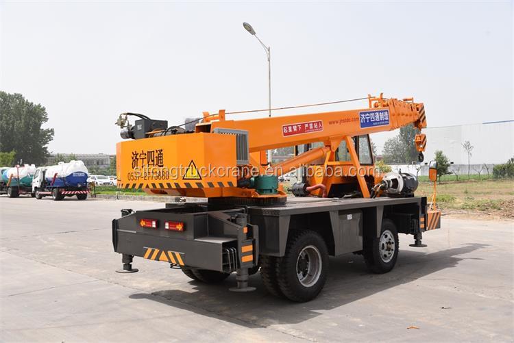 Stsq5a 5 Ton Mini Hydraulic Truck Crane Buy Stsq5a 5 Ton