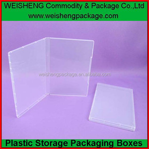 2016 New product Plastic square nestable stackable plastic storage box with lids, shoe storage box, box storage