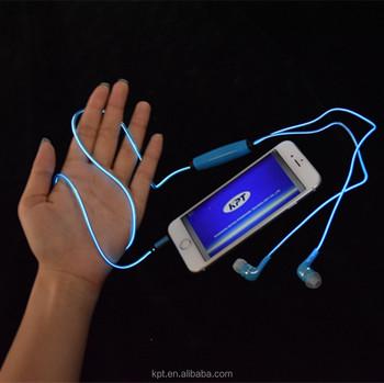 Flexible Neon Draht/sichtbar Usb-kabel - Buy Neon Licht,El Draht ...