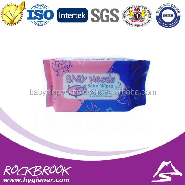Competitive Price High Quality Individual Wrapped Wet Wipe Manufacturer from China
