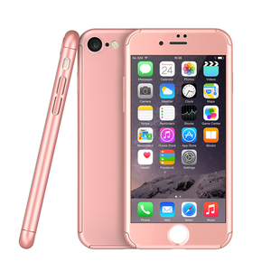2018 mobile phone protection shell 360 degree pc complete cover case for iphone 7