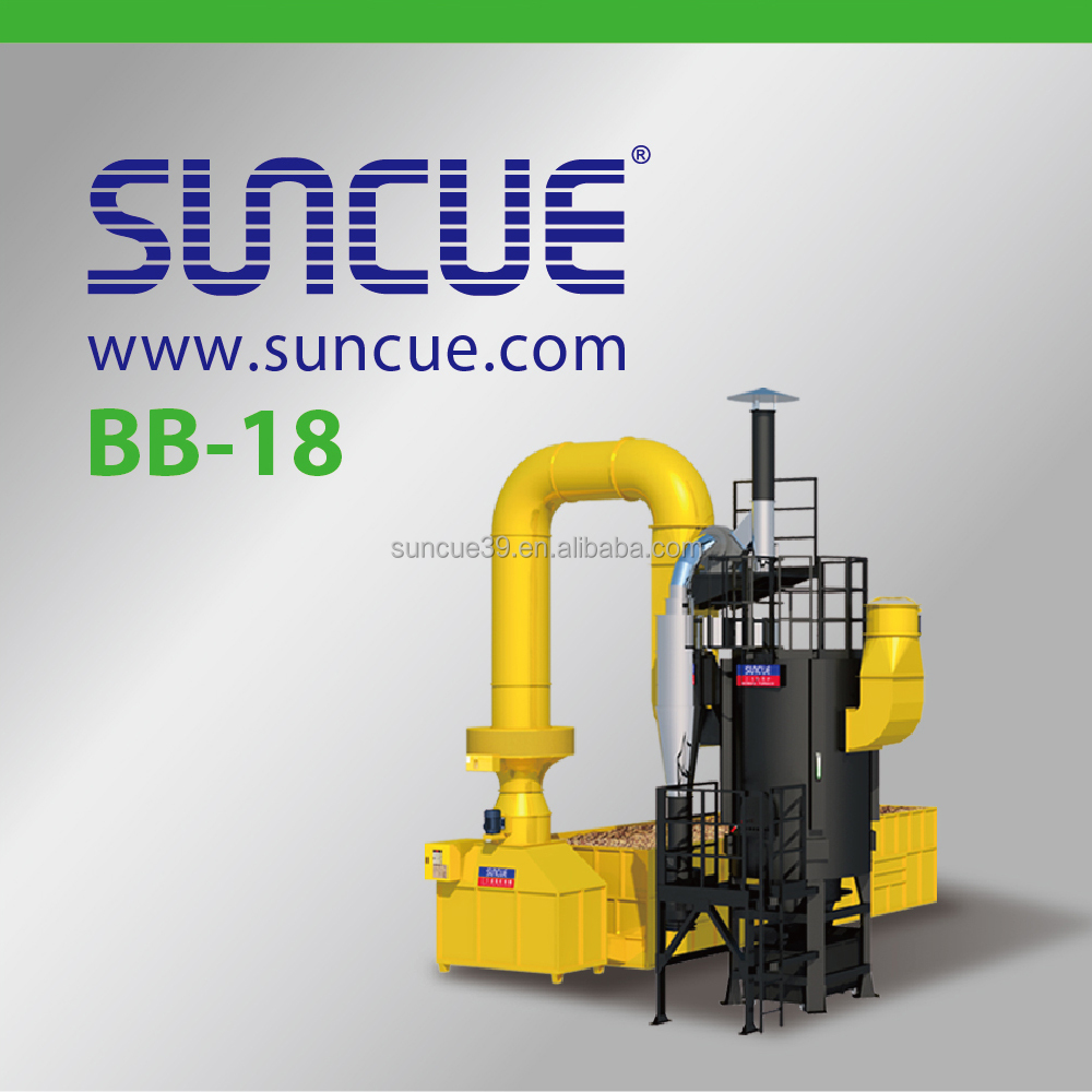 SUNCUE GRAIN DRYER BB-18 BIOMASS FURNACE
