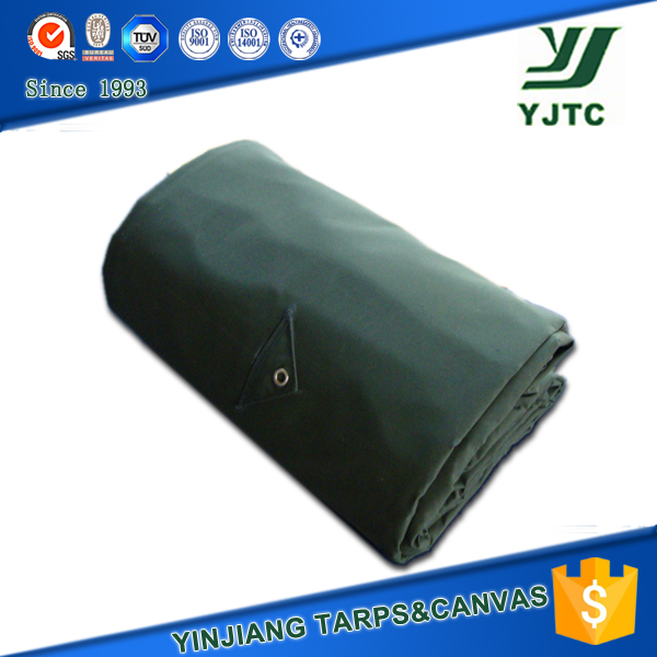 730gsm canvas cloth,waterproof canvas for tarpaulin