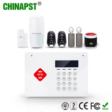 Wireless GSM Infrared Alarm System with Motion Detector Alert Alarm PST-G66B