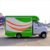Manufacture High Quality chinese mobile food cart truck for sale