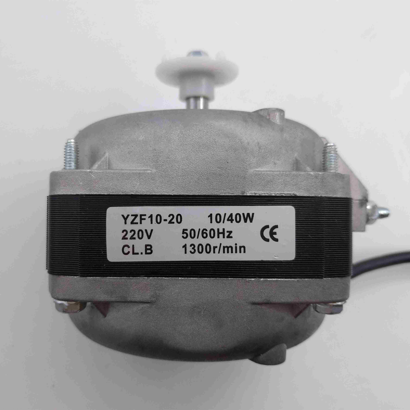 Refrigerator spare parts AC Shaded Pole Fan Motor elco for Refrigerator