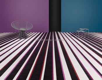 Geweven vinyl vloerbedekking bolon pvc vloeren commerciële vloeren