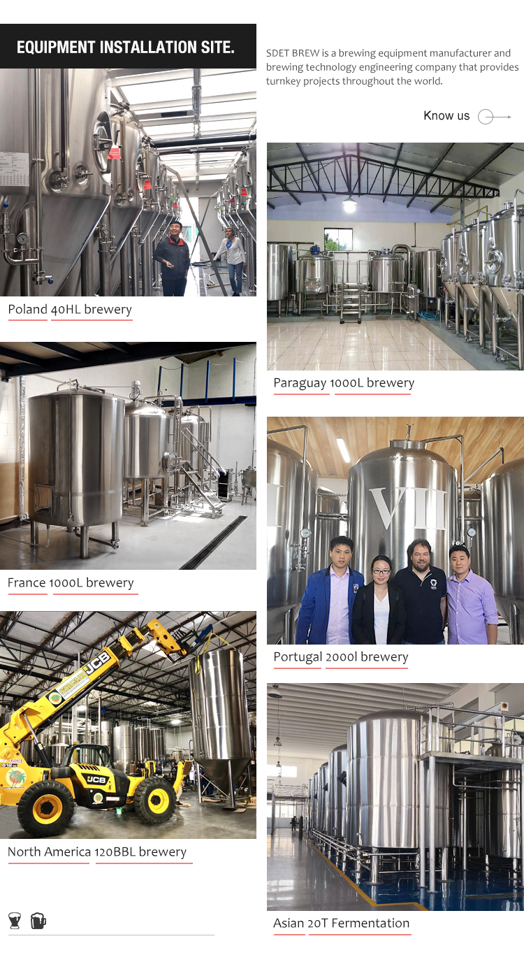 500l micro brewery turn key,beer fermentation tanks,500 litre conical fermentation vessel