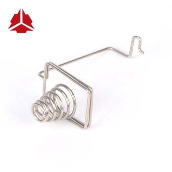 Custom design audio equipment stainless steel different shape compression spring
